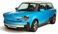 Elektricky poháněný vůz Trabant nT