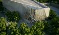 Muzeum 11. září 2001 na vizualizaci v New Yorku