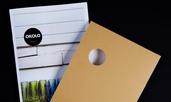 Magazín Okolo putuje časem nejen okolo designu