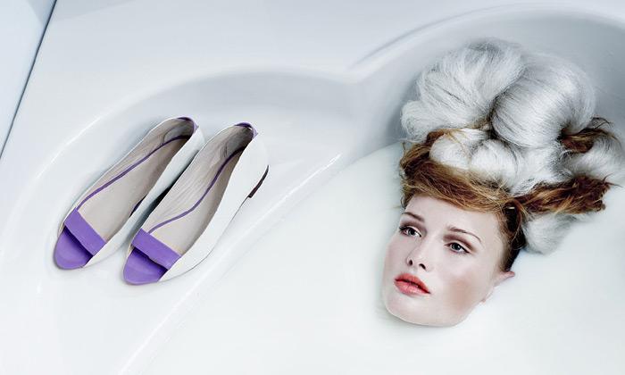 Luxusní obuv odOld School leskem naDesignbloku