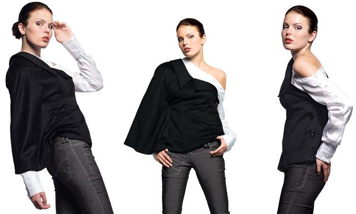 TIQE představila pootočenou módní kolekci Twisted