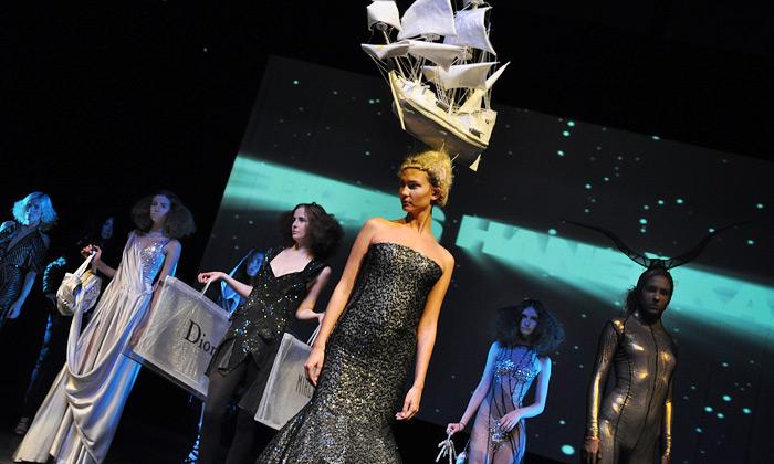Módní hvězdy naShooting Fashion Stars 09 zazářily