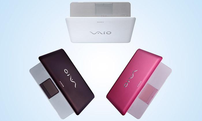Přichází luxusní adostupný netbook Sony Vaio W