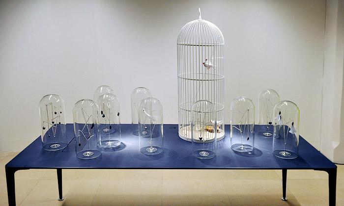Zdeněk Vacek uvedl kolekci šperků Bye Bye Birdie