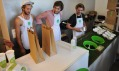 Vienna Design Week 2009 - Breaded Escalope: Grow to go