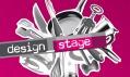 Plakát výstavy Design Stage