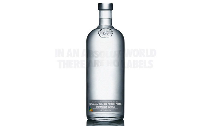 Absolut Vodka jenahá proti sexuálním předsudkům