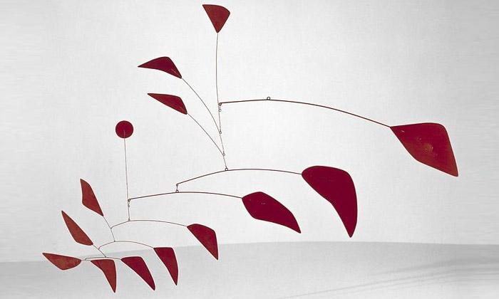 Alexander Calder aVesmír výstavní chloubou Říma