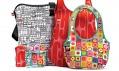Tašky apouzdra značky Built sevzory, které navrhl Alexander Girard