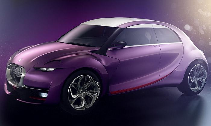 Kvalitní retro přichází svozem Citroën REVOLTe