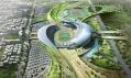 Stadion ve městě Inčchon pro Asijské hry v roce 2014 od Populous