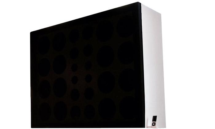 Wall of sound jenejvětším reproduktorem pro iPod