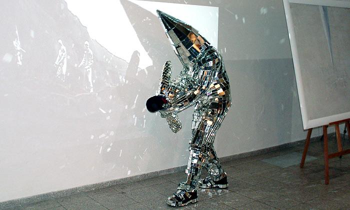 Byl zahájen první Mezinárodní veletrh umění Brno