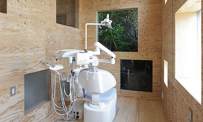 UID Architects zpříjemní každou návštěvu uzubaře