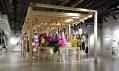 Interaktivní instalace pro švédské H&M od UXUS