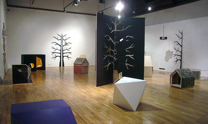 Výstava 20 po20 ukazuje porevoluční architekty