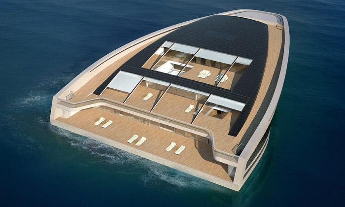 Wally aHermès začali vyrábět luxusní jachty WHY