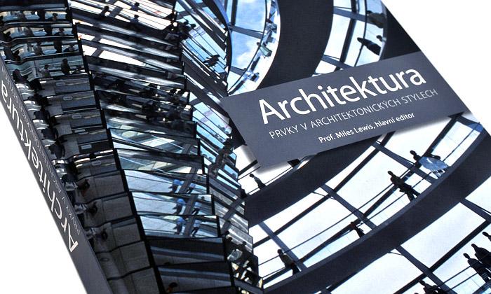 Kniha Architektura přibližuje prvky všech stylů