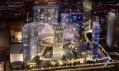 Lasvegaské CityCenter na vizualizaci