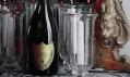 Dom Pérignon v originálním balení i obsahu
