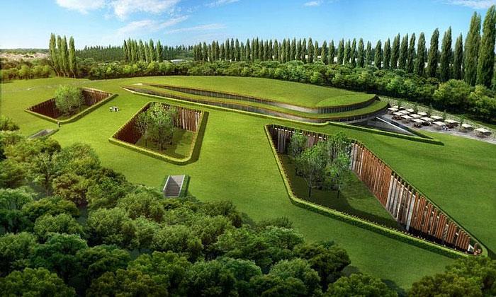 Hersam Golf Club plánuje postavit podzemní hotel