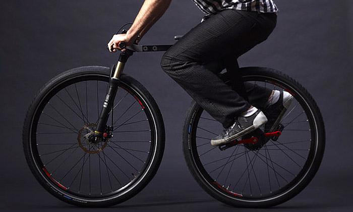 Inner City Bike jekolo naměstské popojíždění