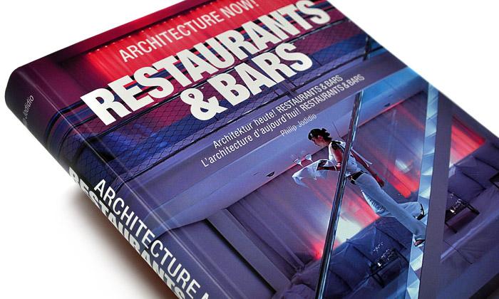 Nejchutnější interiéry vknize Restaurants & Bars