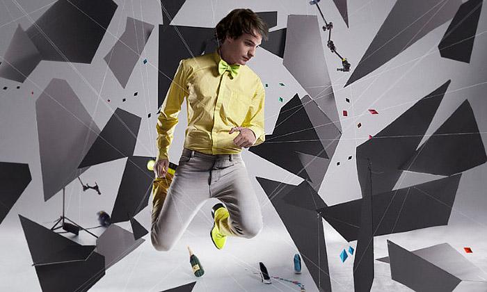 Le Creative Sweatshop přináší kreativní geometrii