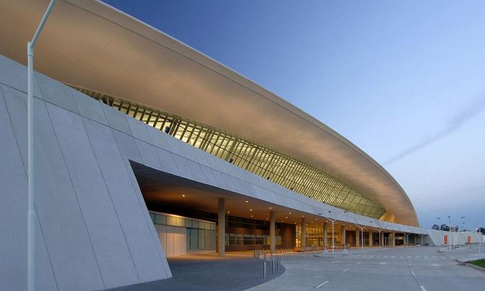 Uruguay otevřela letiště Carrasco odRafael Viñoly
