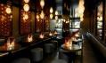 Futuristický bar a restaurant Inamo v Londýně