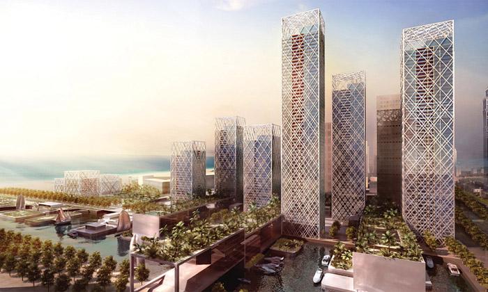 Oppenheim postaví vDubaji protkané mrakodrapy