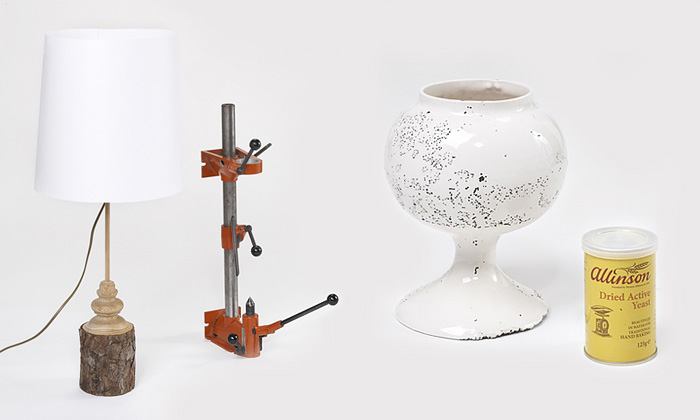 Vystaven řemeslný design CraftDesign skupiny Okolo
