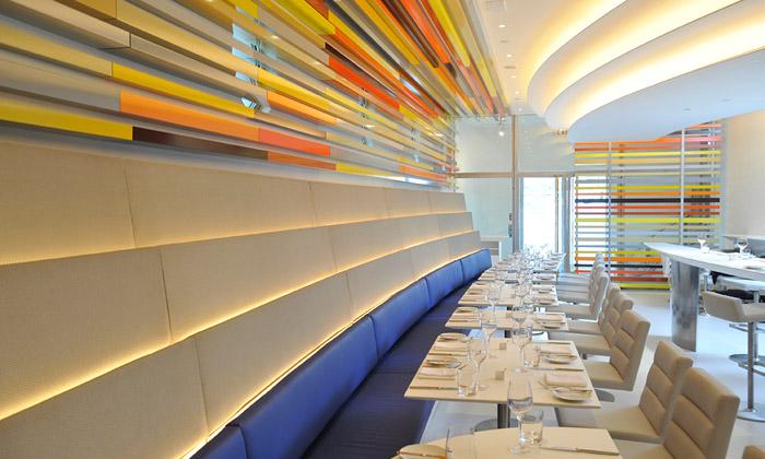 Guggenheim Museum má nový restaurant Wright