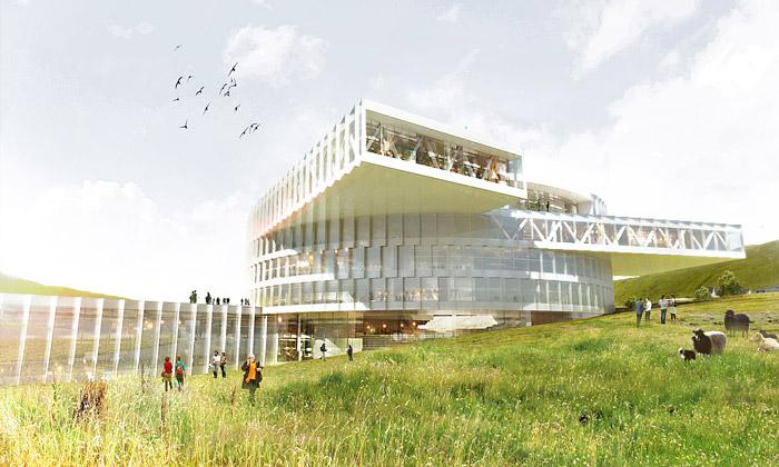 Faerské ostrovy postaví vzdělávací centrum odBIG