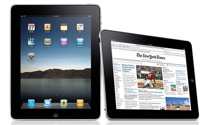 Apple představil revoluční počítačový tablet iPad