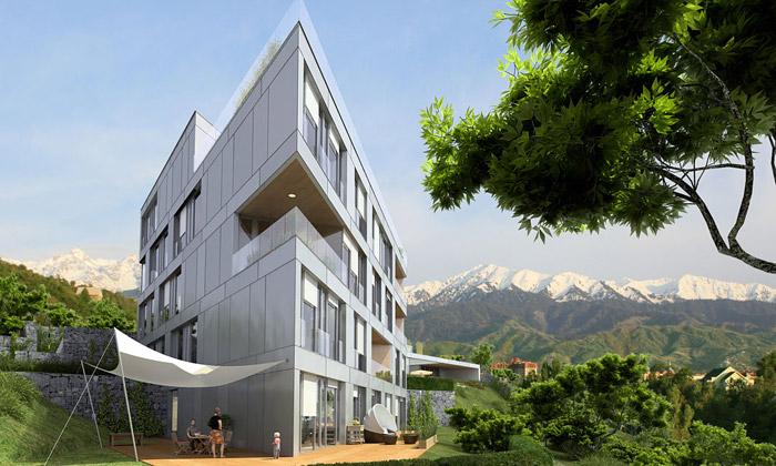 Kazachstán dostane bytový dům odčeských Casua