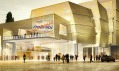 Vítězný návrh od Mikou na divadlo ve francouzském městě Dunkerque