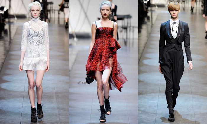 Dolce & Gabbana vlétě obléknou dámy dosmokingů