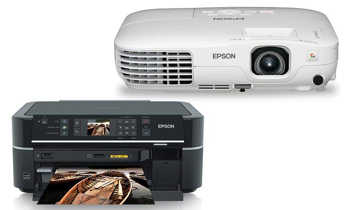 Tiskárny aprojektory Epson získaly ceny iF Design