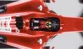 Monopost F10 od Ferrari pro závody Formule 1