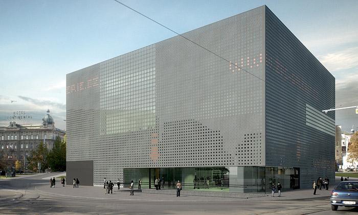 Západočeskou galerii vPlzni postaví Kuba & Pilař