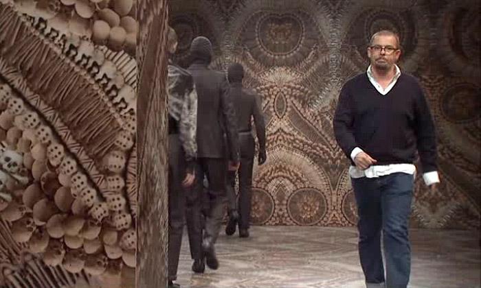 Alexander McQueen ohromoval kreativitou ifantazií