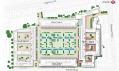 Plán bytů Highbury Square na stadionu Arsenal