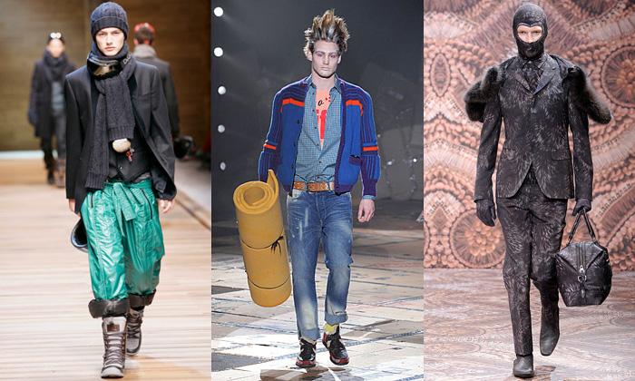 Milánský Fashion Week zasvěcen výhradně mužům
