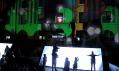 Interaktivní světelná show Night Lights od YesYesNo v Aucklandu