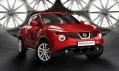 Nový crossoveru pro volný čas Nissan Juke