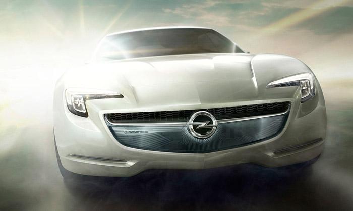 Opel vŽenevě představí vizi kupé Flextreme GT E