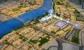 Čínský pavilon pro Expo 2010 pořádané v létě v Šanghaji