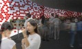 Švýcarský pavilon na Expo 2010 v čínské Šanghaji