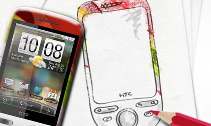 HTC vyhlásila soutěž nadesign krytu mobilu Tattoo